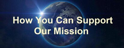How You Can Support Our Mission
